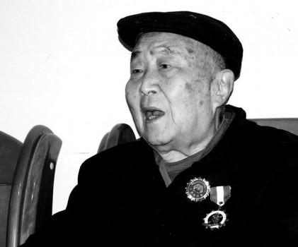 """訃告!四川閬中籍抗日老兵向廷淦因病""""   歸隊''!"""