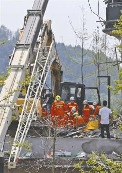 阆中在建楼盘支模架垮塌致6死4伤 3人被判重大责任事故罪获刑