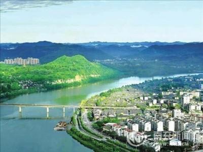閬中:嘉陵江山旅游區入選首批省級重點旅游項目庫